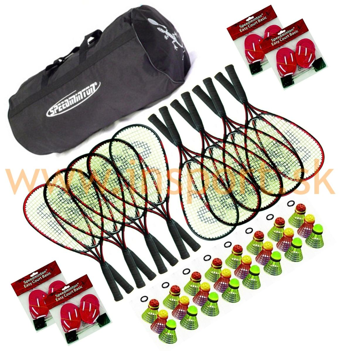 Speedminton� BIG-set 16