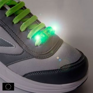 Bezpečnostné LED Svetlo na Šnúrky GoFit (2 kusy v baleniu) 520c3e7c7c9