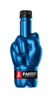 Fakeer Energy drink 370ml