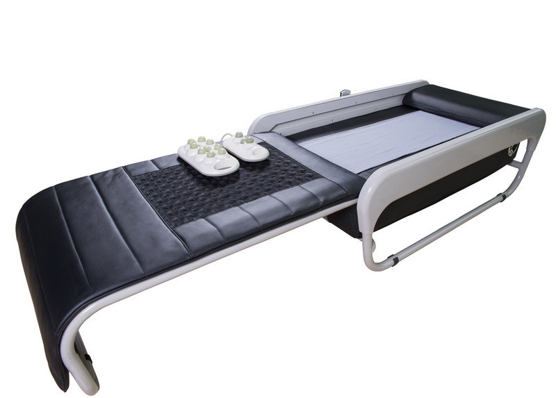 Horúci sex na masážny stôl