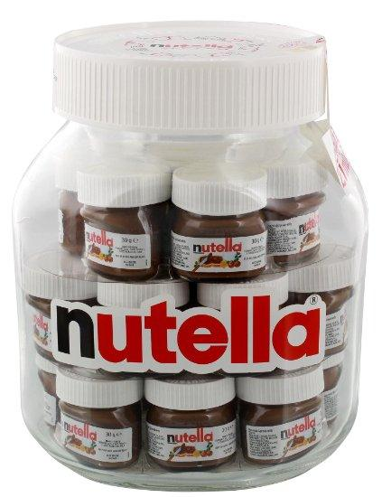 Obria XXL Nutella s mini Nutellkami