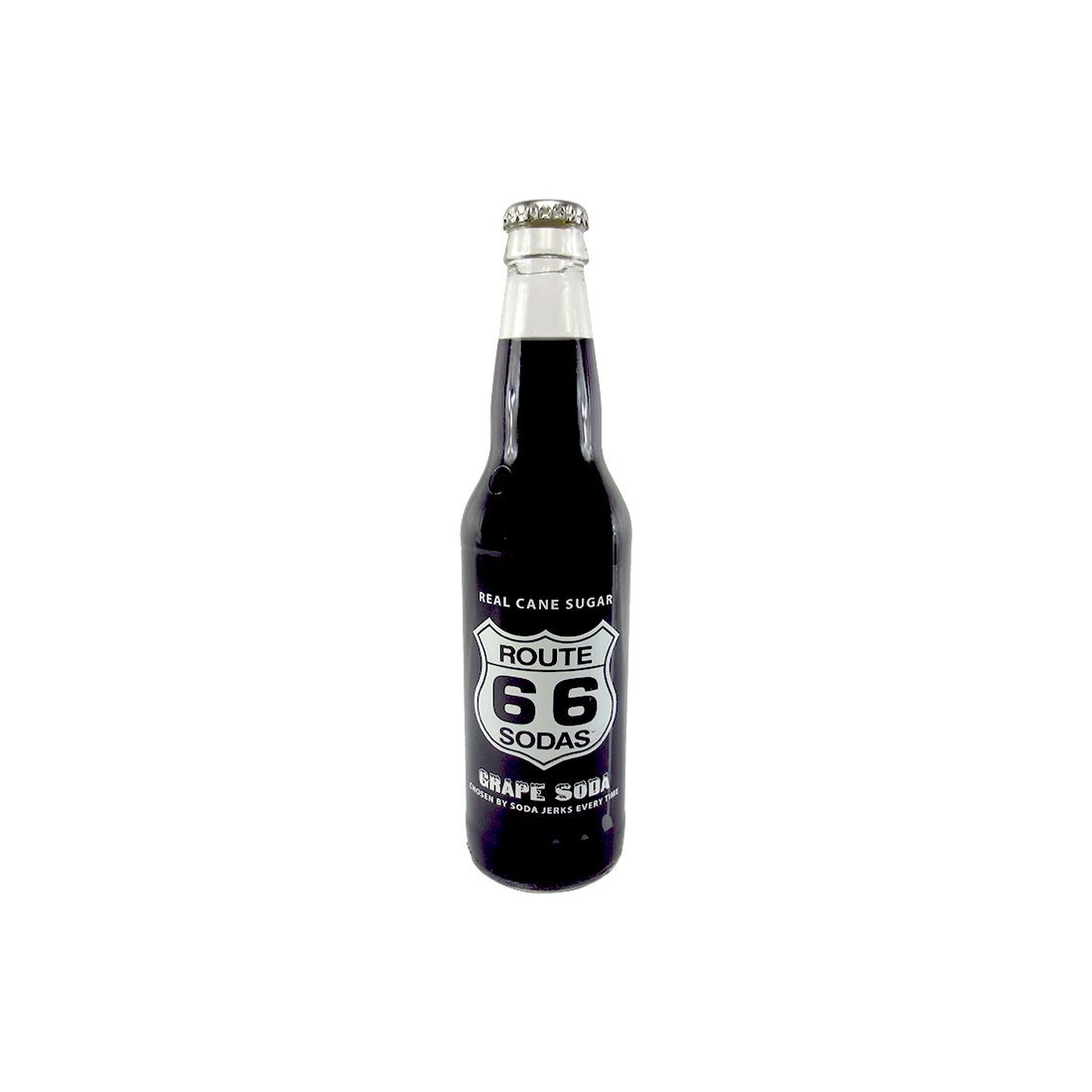 Route 66 Grape Soda 355ml