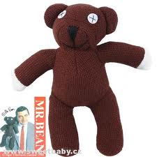 Teddy Bear - ply��k Mr. Beana